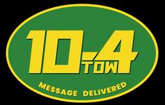 10-4 Tow Logo